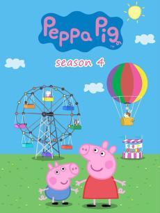 粉红猪小妹英语版第四季
