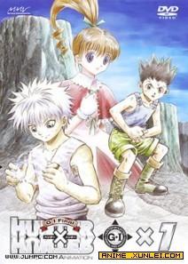 全职猎人OVA第三部