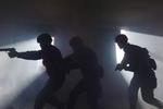 """武警很牛:30秒控制""""恐怖分子"""" 4000米投兵力"""