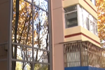 丰台区东高地街道57岁老楼装上电梯