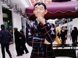 四川德阳再现最丑名人蜡像