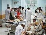美军轰炸医院:6人被活活烧死
