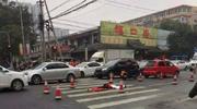 七旬老太被大车碾轧身亡 肇事司机工地内被查获