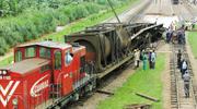 喀麦隆一列车脱轨 至少53人死亡数百人受伤
