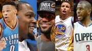 NBA百大球星TOP10:詹姆斯居首 库里仅排第3