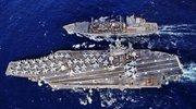 海洋霸主终遇强敌难以应对:美专家称中国能有效对付美国航母群