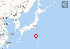 日本海域发生8.5级地震
