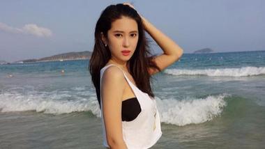 刘晓宇女友娇艳欲滴秀性感身材