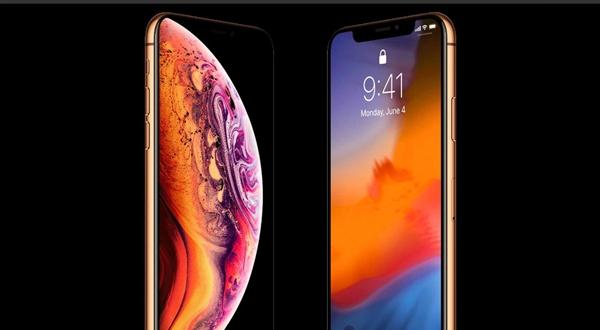 iPhone XS高清渲染图曝光:首次启用金色 外观变化不大