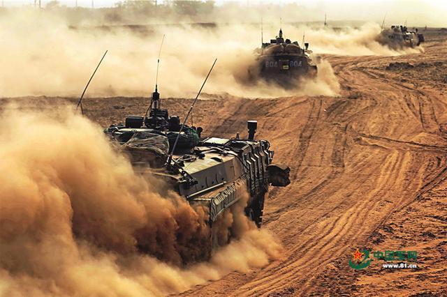 13个新建集团军隶属关系确定 各战区陆军部队均衡