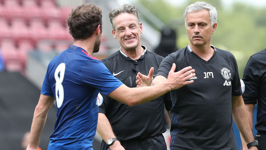 Move! Mata free end Mourinho displaced: I do not want to see him leave