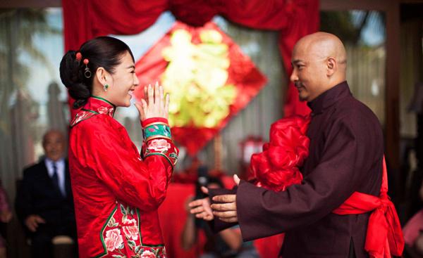 嘉人有约:离开王全安 张雨绮嫁给爱情了吗?