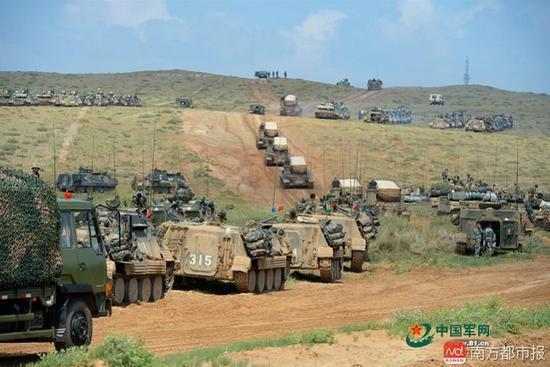 军改后阅兵为何首选朱日和?揭秘亚洲最大训练场