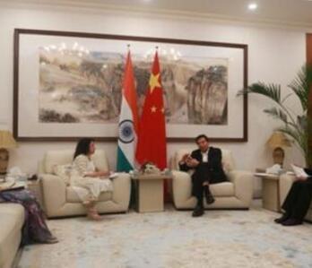 中国驻印度大使谈印军越界:首次出现如此严重事态