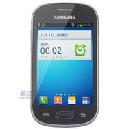 三星 GALAXY FAME GT-S6818 3G手机 (金属蓝) TD-SCDMA/GSM