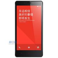 小米 红米Note 移动3G手机(陶瓷白) TD-SCDMA/GSM 双卡双待 移动合约版(增强版配置,不含合约计划)