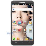 酷派 7296S 3G手机(曜石黑) WCDMA/GSM 双卡双待