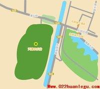 天津欢乐谷地图