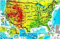 美国南部主要哹n_美国阳光地带