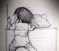 趴着睡最容易变丑了