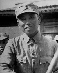 (图)1940年萧克将军