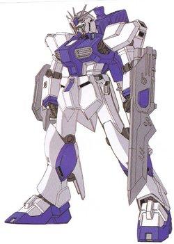 RX-93υ高达勇气型