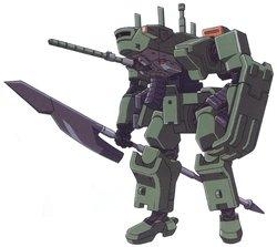 MSJ-04T法统式指挥官型
