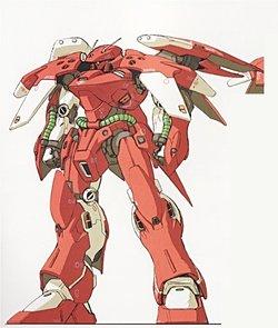 AGX-04A1红色角马·改