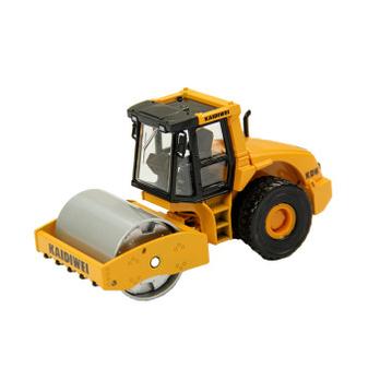 合金工程车模儿童玩具车挖掘机翻斗车搅拌车消防汽车