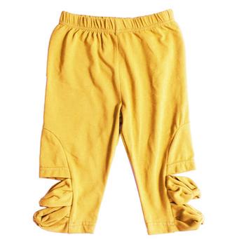 小班系裤子步骤图