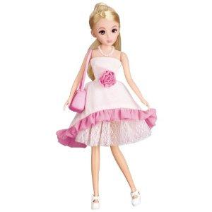 乐吉儿 时尚娃娃 芭比娃娃