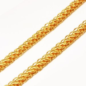 金项链_男士黄金项链怎么样   千足金项链68.69克   买个50