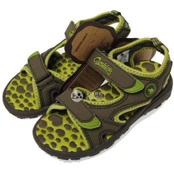 骆驼牌专柜正品凉鞋123508
