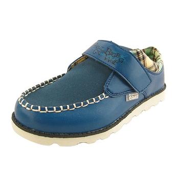儿童鞋皮鞋休闲鞋秋冬韩版宽头绒面小皮鞋s83j0130