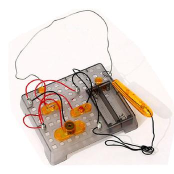 学生物理科学实验科普科技手工小制作