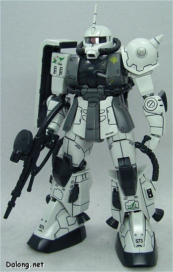 MG06高机动型扎古Ⅱ