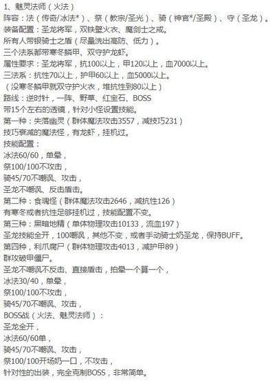 地下城堡2 永恒迷宫 魅灵法师攻略 .jpg