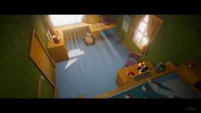 虚幻4打造出的《口袋妖怪日月》精美画面1.jpg