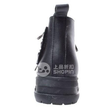 欧罗巴专柜正品女款真皮单鞋aj8543-1