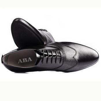 夏季新款高档男士正装皮鞋