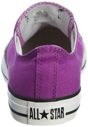 匡威紫色帆布鞋
