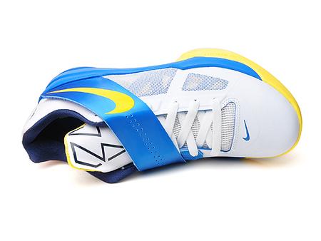 杜兰特4代魔术贴zoom缓震科技签名篮球鞋