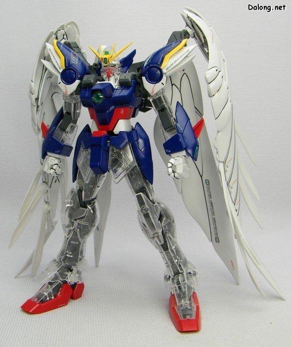 飞翼零式高达30周年特别配色版