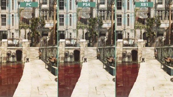 《羞辱2》PC PS4 XboxOne画质对比!PC版无优势4.jpg