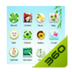 360手机桌面主题—春天来了 安卓最新官方正版