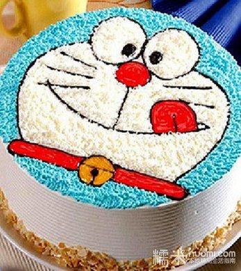 卡通蛋糕1个!