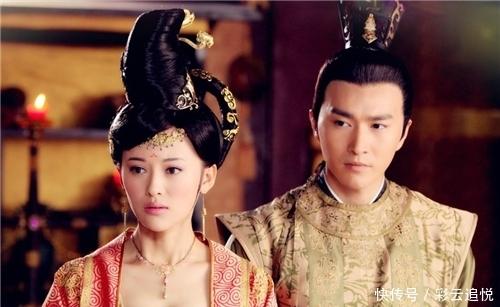 她是唐朝第一美人,却蛇蝎心肠,称哥哥为奴才,毒死自己亲生父亲