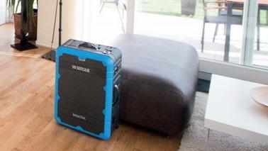 VR行李箱让HTC Vive随身携带 万元美金土豪必备