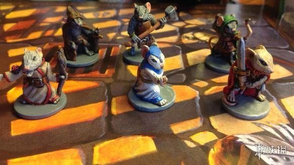 角色扮演桌游《侠鼠魔途》将被梦工厂改编成动画片