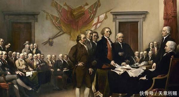 美国独立时世界在干嘛,清朝正在兴文字狱,英国正在称霸世界